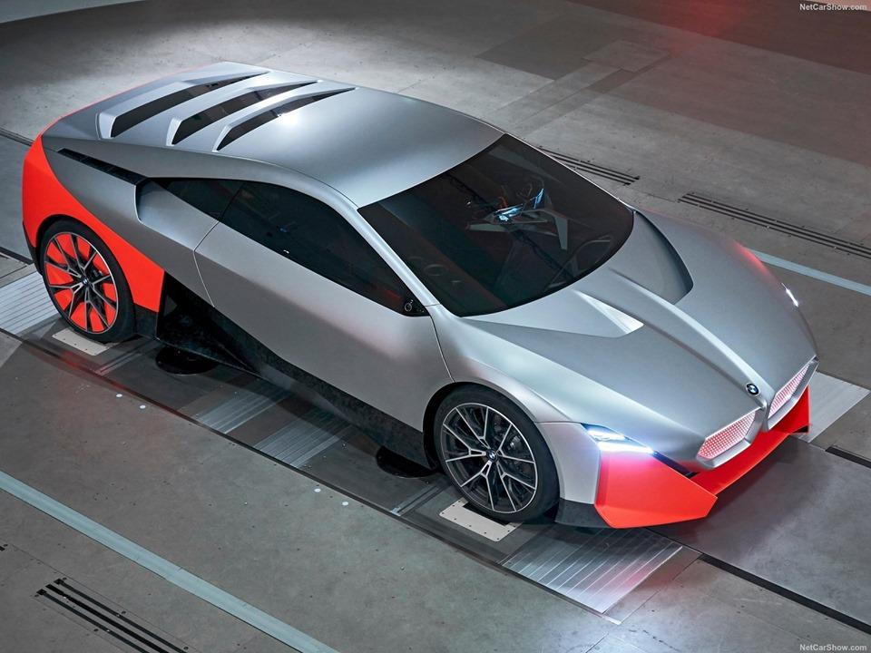 BMW M Vision Concept