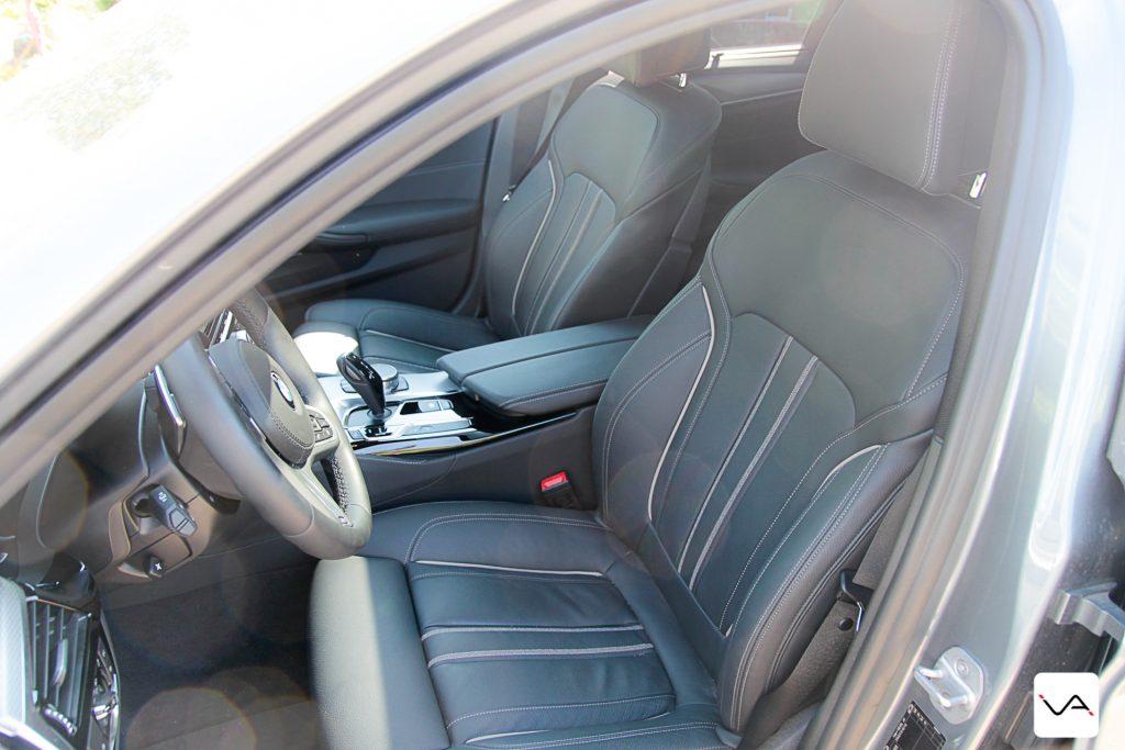 Essai BMW M550D