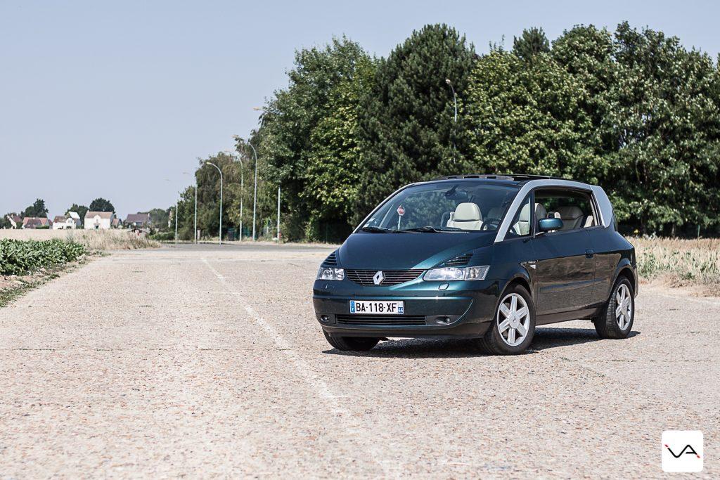 Essai Renault Avantime