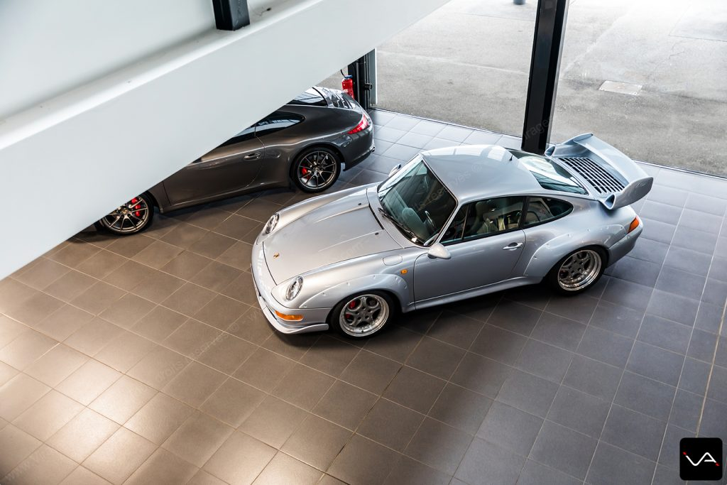 Porsche 911 (993) GT