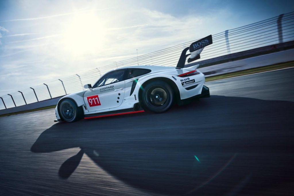 Porsche 911 RSR 2020