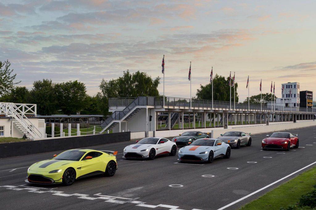 Aston Martin Heritage Edition