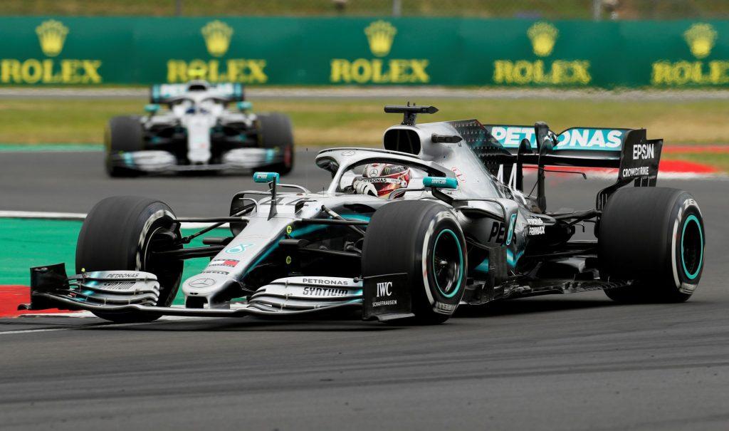 Mercedes F1 Silverstone