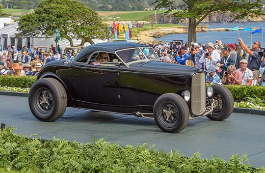 1932 Ford Bob Morris Roadster