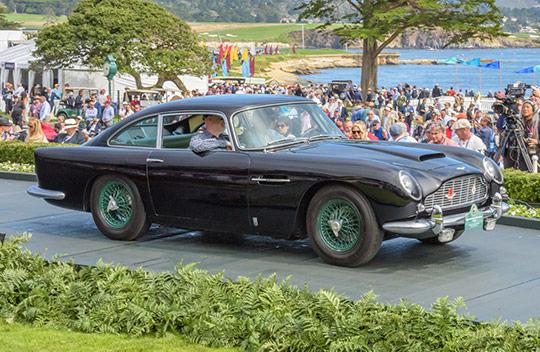 1965 Aston Martin DB5 Vantage Coupé