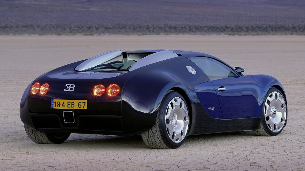 Bugatti Veyron 18/4