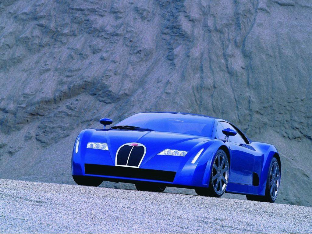 Bugatti Chiron 18.4