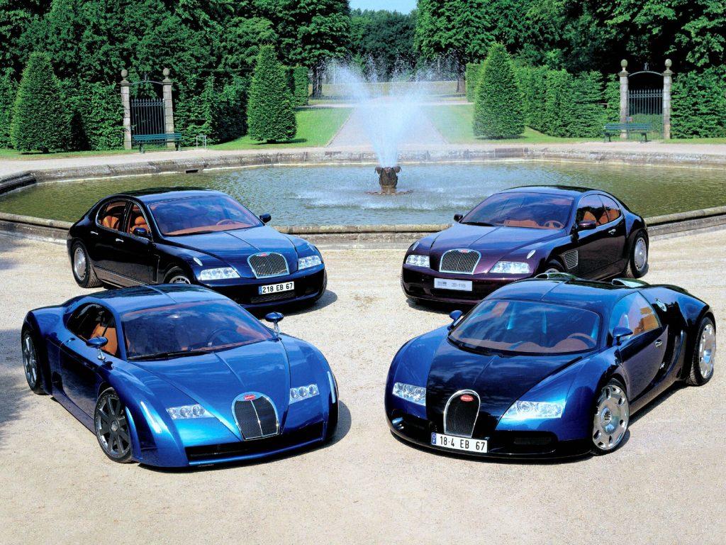 Bugatti italiennes
