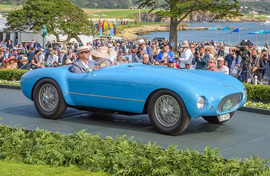 1950 Talbot-Lago T26 Grand Sport Rocco Motto Barchetta
