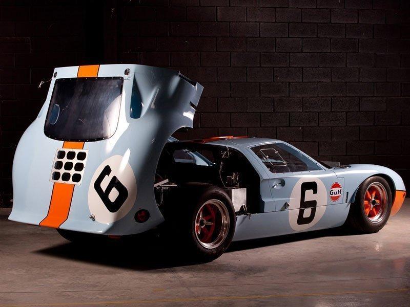 Le Mans Coupe GT40