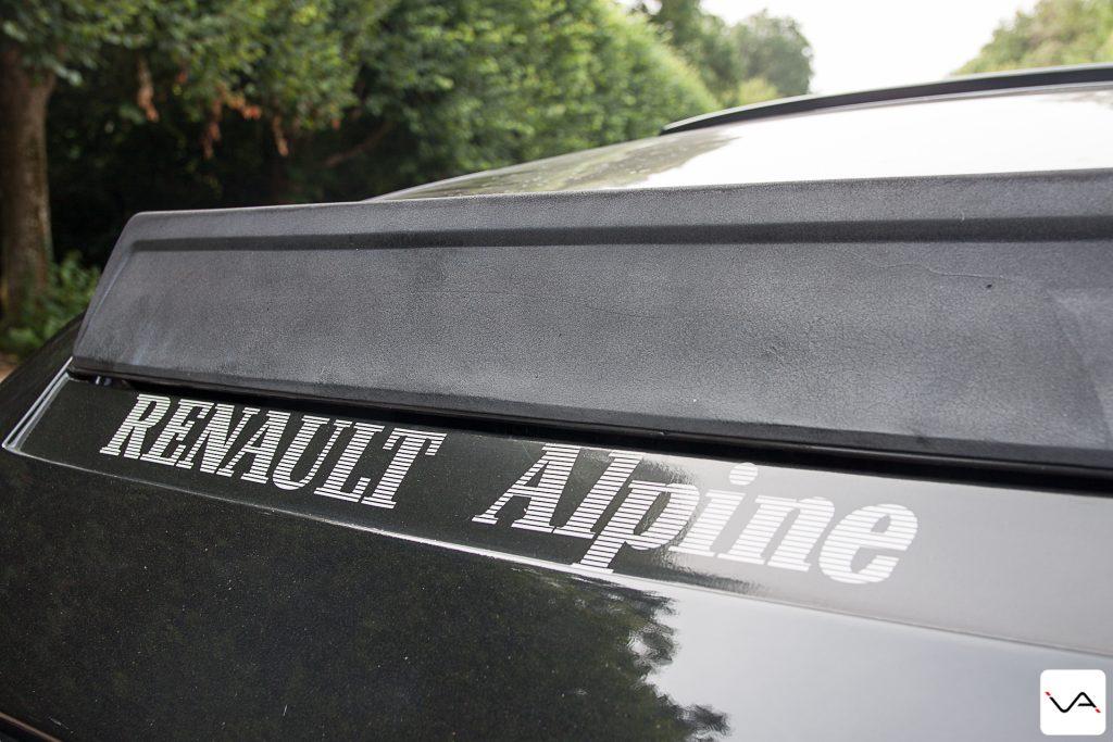 Essai Alpine A310