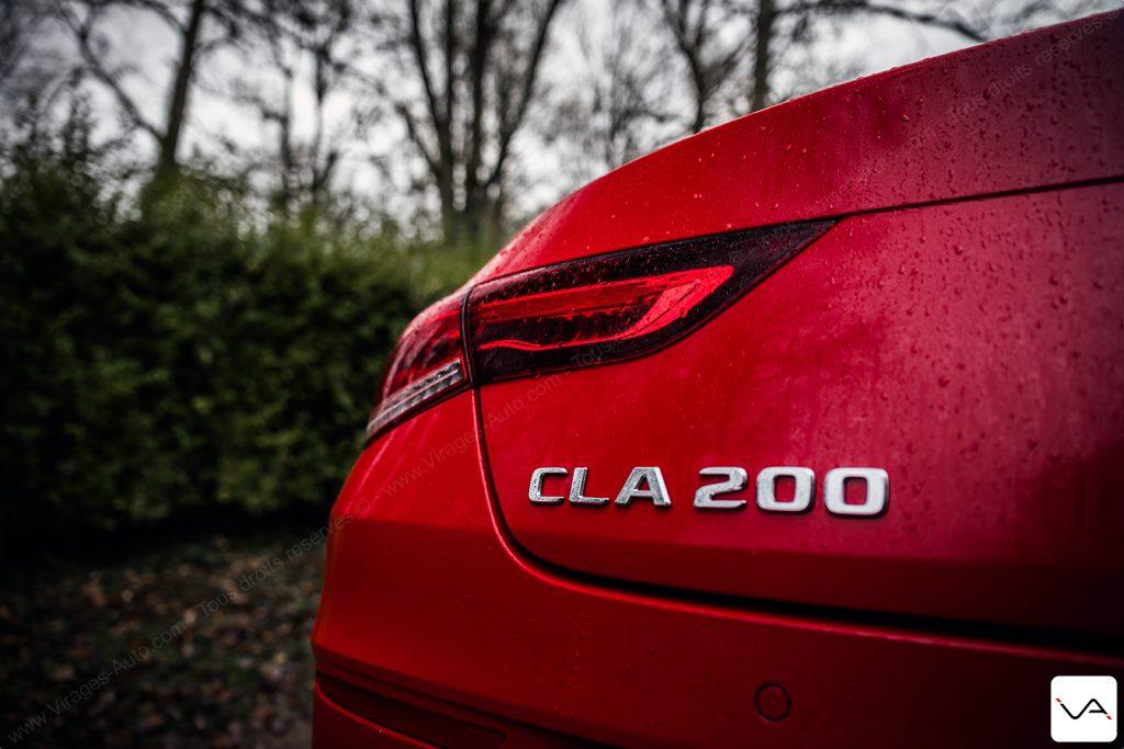 CLA Coupé 200 AMG Line