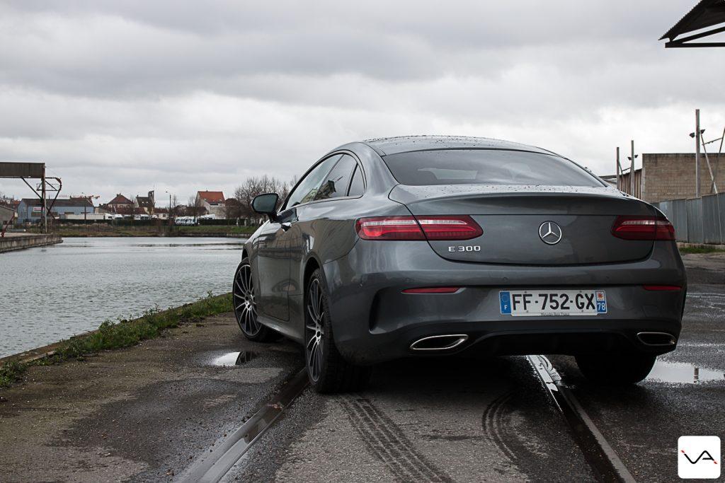 Mercedes-Benz E300 Coupe