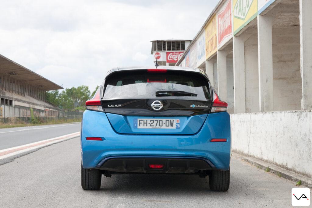 Nissan leaf e+