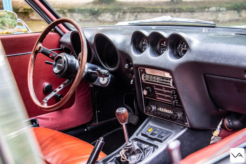 intérieur datsun 240Z