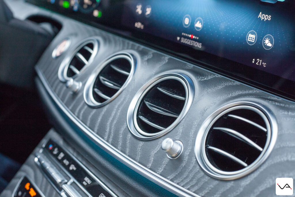 Mercedes E 500 de