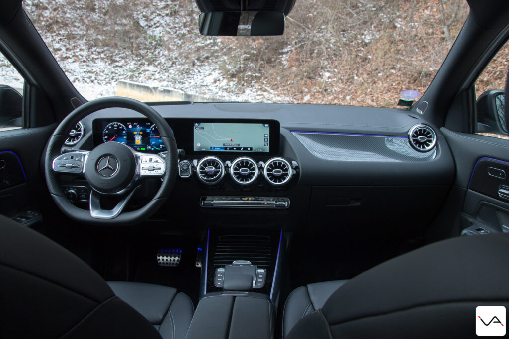 Mercedes GLA 250e