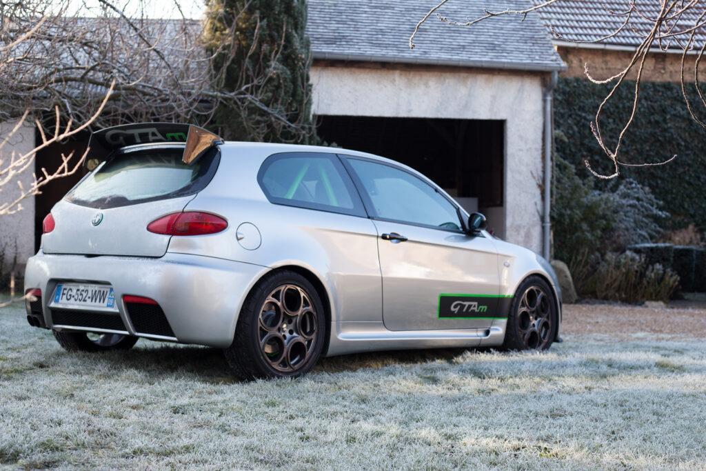 Alfa Romeo 147 GTAm