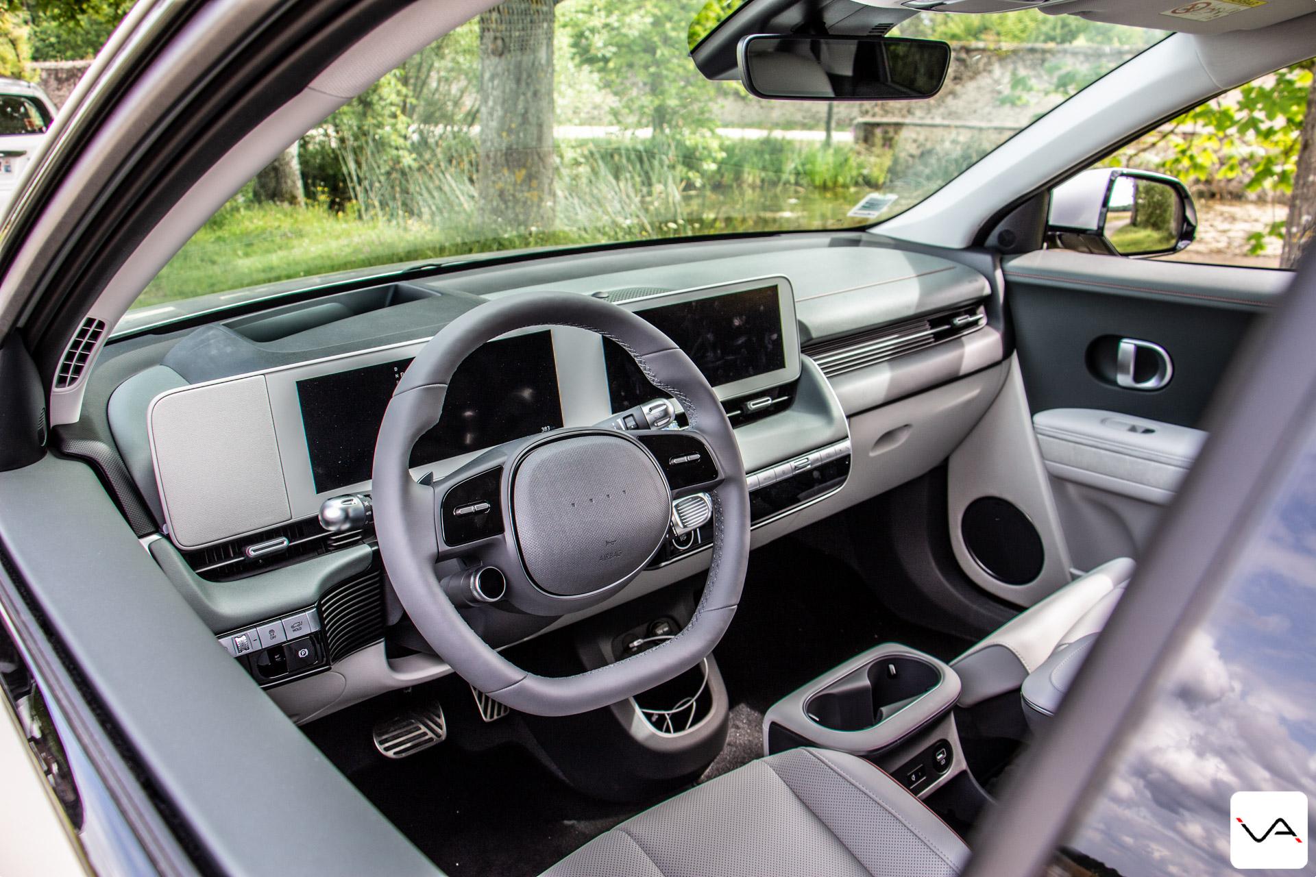 Hyundai Ioniq 5 intérieur