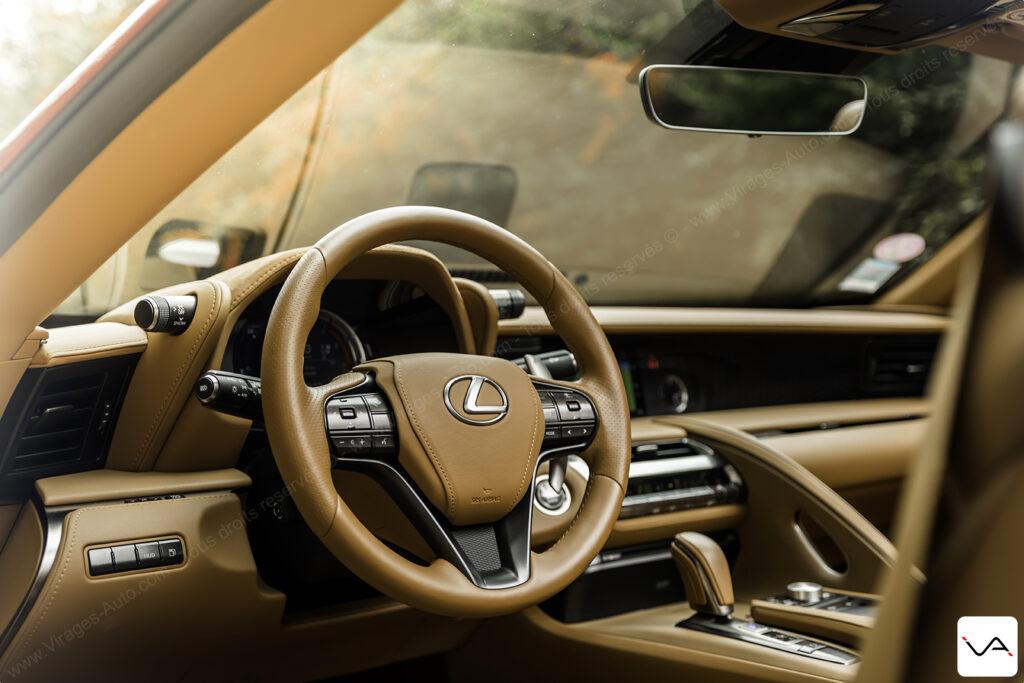 Lexus LC 500 Cabriolet